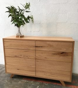 | Monterey Chest of Drawers | Reclaimed Australian Hardwood Timber | Natural Oil & Wax Finish | POA |