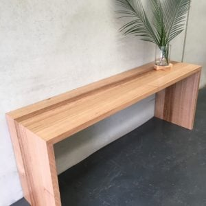 | Eyre Desk | Tasmanian Oak Timber | Natural Oil & Wax Finish | Length 1900mm x Width 500mm x Height 760mm | $1,876 |