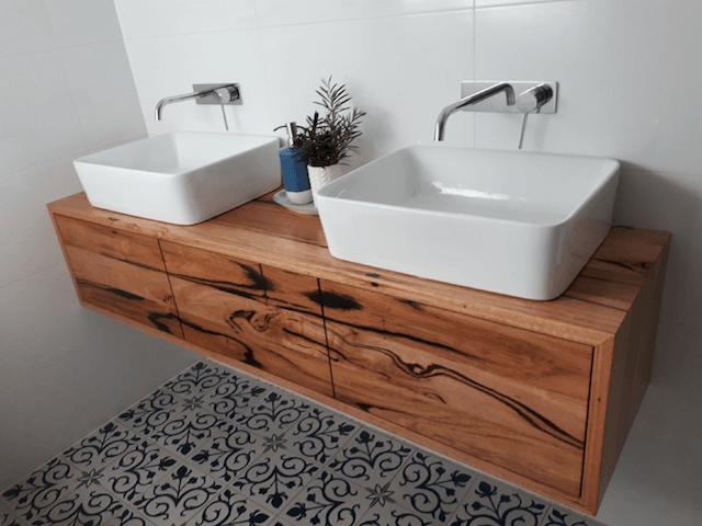 new style cfc53 a340c Bathroom Vanities - Re-Sawn Re-Sawn