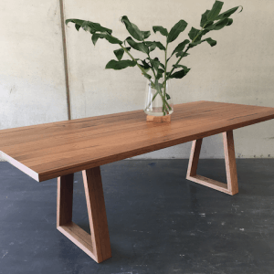 | Sienna Dining Table | Natural Oil & Wax Finish | Timber Legs | Length 2400mm x Width 1000mm x Height 750mm | $3,146 |