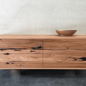 | Wall Hung Bathroom Vanity | Reclaimed Australian Hardwood Timber | Natural Oil & Wax Finish | 4 x Push to Open Drawers | Length 1800mm x Width 550mm x Height 550mm | $3,025 |