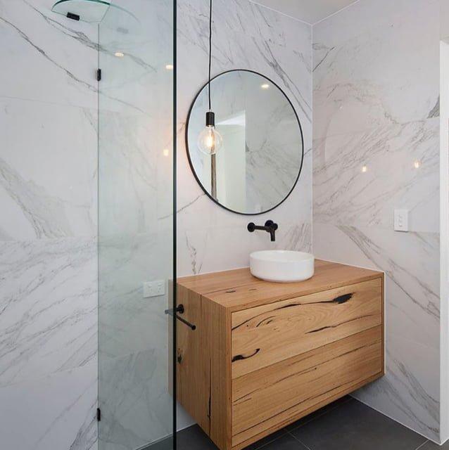 Bathroom Vanities ReSawn ReSawn Custom Hardwood In Bathroom